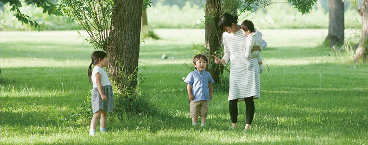 舟橋村の手当て・助成制度で、子育てをしっかりサポート。