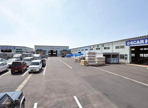 JAS認定の自社工場で高品質構造パネルを安定供給