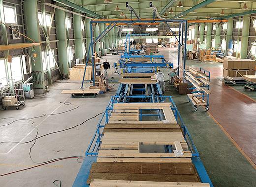 ISO9001認証工場で品質を徹底的に管理