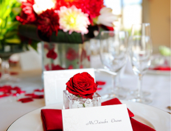 母の日に食事でお祝い!モデルハウス担当者が教える、初心者でも簡単に豪華にテーブル演出できるテーブルナプキンのたたみ方