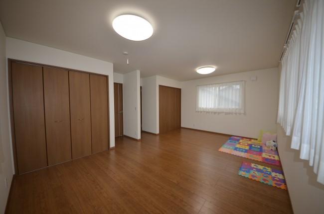 子供部屋用フリールーム