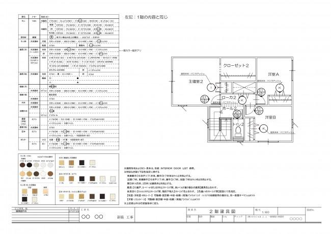 家づくりに必要な図面の種類と、見方のポイント | 富山・石川 ...