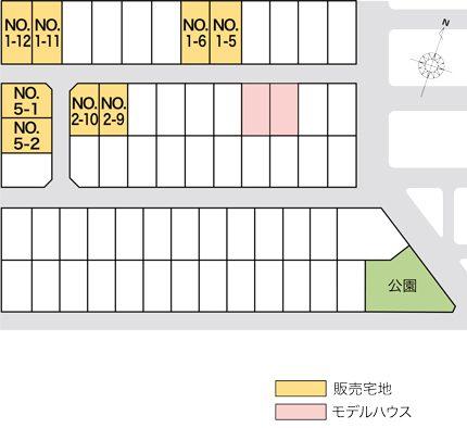 新潟市東区オナーズヒルズ物見山 販売宅地【建築条件付】