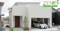 【ZEH仕様】富山市経堂新町モデル10