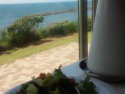 新潟柏崎の海辺にある素敵カフェ「Umicafe DONA」