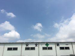 オスカーホームの工場での熱中症対策