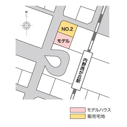 パレットタウン西新潟 販売宅地【建築条件付】