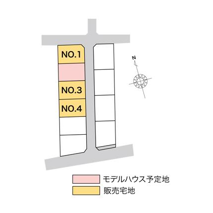 黒部市植木 販売宅地【建築条件付】