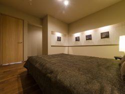 インテリアデザインアドバイザーが教えるホテルのような寝室の間接照明の使い方