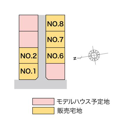 富山市婦中町分田3rd 販売宅地【建築条件付】