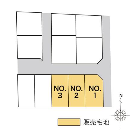 白山市相木町 販売宅地【建築条件付】