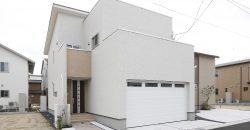 新潟市東区物見山モデルハウス1