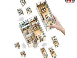 オスカーホーム独自の規格住宅は、自由設計と規格住宅のいいとこ取り!