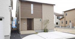 新潟市東区物見山モデルハウス2