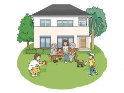 二世帯住宅、円満に建てるには