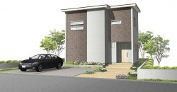 滑川市上島モデルハウス2