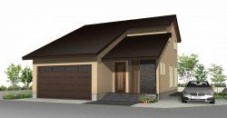 滑川市上島モデルハウス1