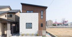 富山市秋吉モデルハウス2