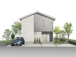 長岡市希望が丘モデルハウス2