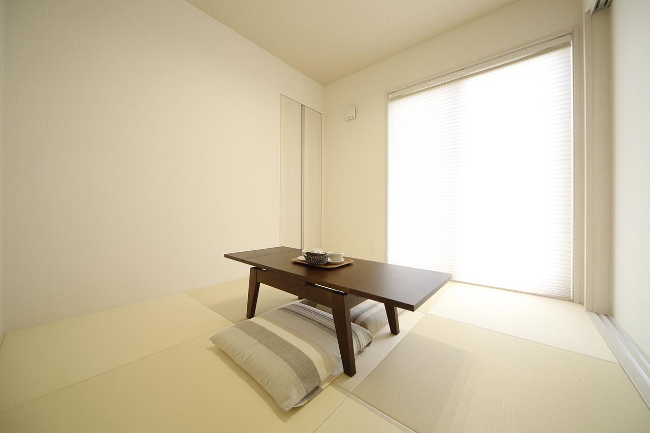 新発田市清水台モデルハウス2