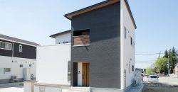 富山市上大久保モデルハウス2