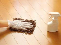 床からアレルギーを防ごう