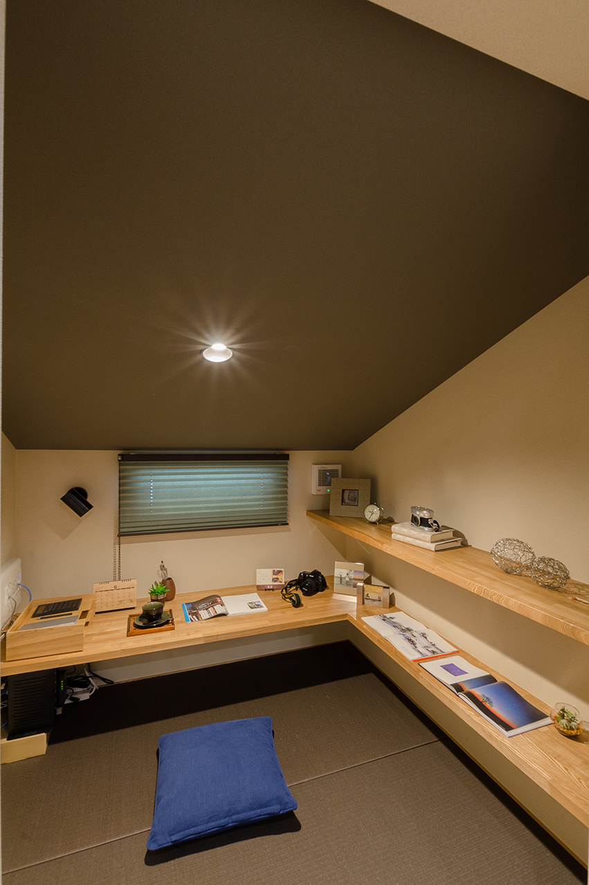 小松市沖町モデルハウス5