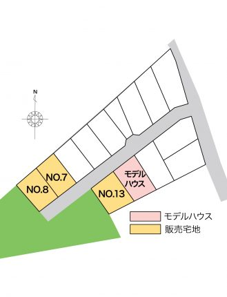 砺波市太郎丸 販売宅地【建築条件付】