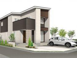 野々市市稲荷モデルハウス1