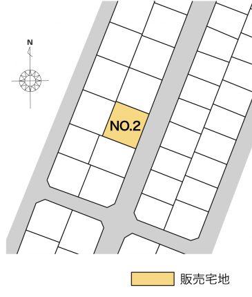 パレットタウン西新潟Ⅱ期 販売宅地【建築条件付】