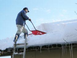 雪下ろし代行サービスを使って、安心・安全な冬の暮らしを
