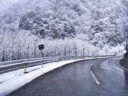 雪道の運転の注意点とおススメグッズ