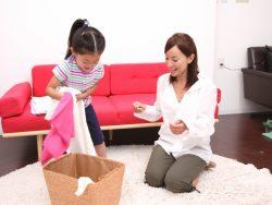 家族の「ひと手間」で洗濯、食器洗い、トイレ、掃除の家事を楽にしよう