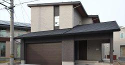 太陽光発電&蓄電池搭載 金沢市戸板モデルハウス