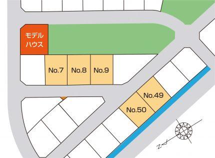 三条市上須頃(グリーンガーデン燕三条ステーション)【建築条件付】