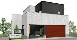 黒部市植木モデルハウス