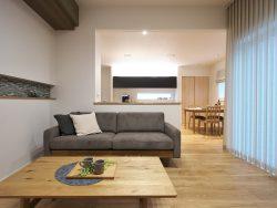 金沢市戸板モデル キッチン2