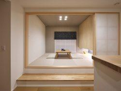 金沢市戸板モデル 和室4