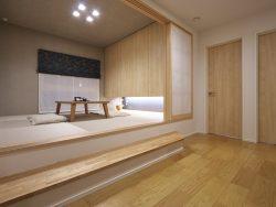 金沢市戸板モデル 和室2