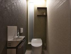 金沢市戸板モデル トイレ