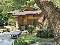 兼六園で伝統的な和の家を楽しめる場所「時雨亭」