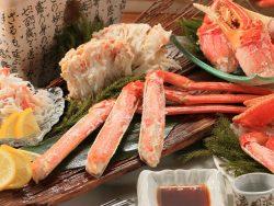 福井、石川、富山、新潟で美味しいカニが食べられるお店!