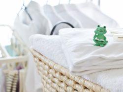 雨の日の洗濯。衣類乾燥除湿機を使って快適な洗濯干しを
