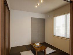 木田モデルハウス5 和室