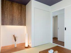 木田モデルハウス4 和室