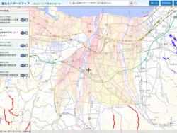 自分の住む地域は大丈夫?北陸地方のハザードマップ、防災情報を使って自分の身を守ろう。へのリンク