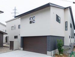 福井市森田モデルハウス