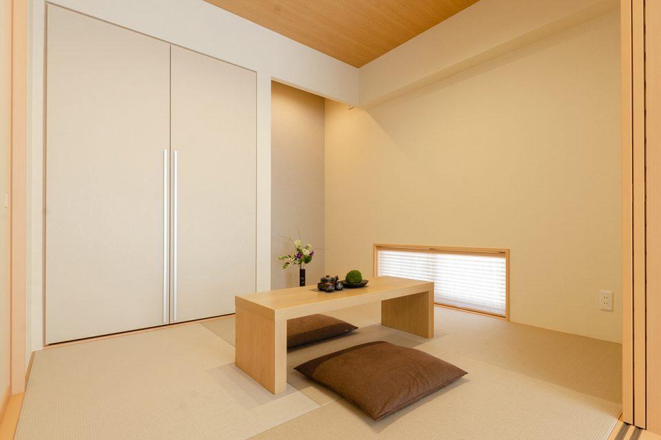 砺波市太郎丸モデルハウス