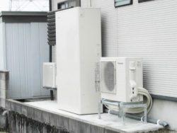 ひと手間で、エコキュートのタンク・エアコン室外機のキレイが長続き!