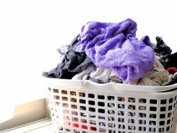 衣類を清潔に保つ洗濯方法